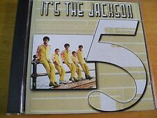 THE JACKSON  IT'S THE JACKSON 5 CD MINT---