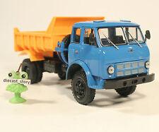 1:43 MAZ 509B 4x4 Kipper russian dumper truck USSR LKW UdSSR URSS DDR soviet 503