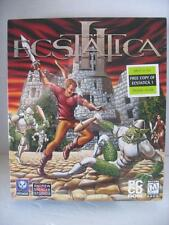 Ecstatica II (PC, 1997) CD-ROM Big Box Factory Sealed