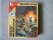 Infantry Attack jigsaw. Omnia Pastimes Ltd. 1976. 400 piece. Action packed scene