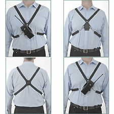 KLICKFAST CHEST STRAP/HARNESS FOR DOORMAN/POLICE BODY WORN CAMERA/RADIOS RX2