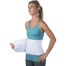 Hernia Belt For Women ProCare 9 Inch 3 Panel Elastic Abdominal Binder SM to MD