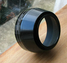 49mm screw in lens hood for standard  old style design 72 x 38