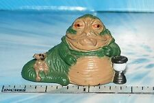 STAR WARS MICRO MACHINES FIGURE JABBA THE HUTT # 1