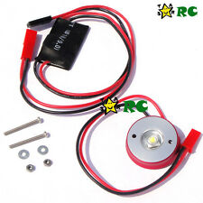 RC flashlight Strobe Light 7W high-brightness for RC Plane Airplane
