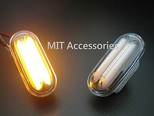 MIT VW VolksWagen T5 GOLF MK4 5 JETTA PASSAT LED lights side marker lamps-Black
