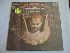 The COUNTRY RAMBLERS  feat DON WINTERS - Kiss An Angel Good Mornin'  - SEALED LP