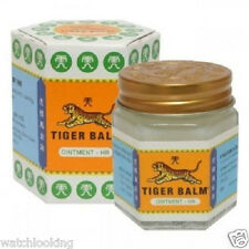 WHITE TIGER BALM Over-the-Counter Medicine Pain Relief Health