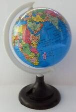 lustiger, sehr origineller Bleistiftspitzer als Globus 13 cm groß, Anspitzer,NEU