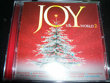 Joy To The World Christmas Vol. 2 CD Ft John Farnham Elvis Presley Denis Walter