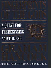 Fingerprints of the Gods: A Quest for the Beginning and the End,ACCEPTABLE Book