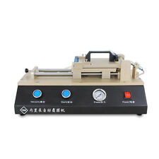 Automatic LCD Touch Screen Film OCA Laminating Machine With Built-In Vacuum Pump