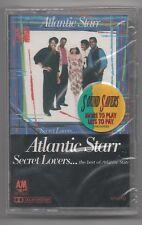 Atlantic Starr Secret Lovers: The Best of Atlantic Starr 1989 Cassette (Sealed)