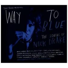 Way to Blue: The Songs of Nick Drake [Digipak] by Various Artists (CD,...