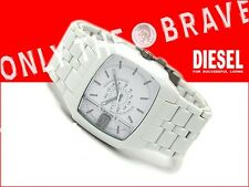 DIESEL MEN'S ICE VERSION OFF WHITE TOP COLLECTION WATCH DZ1548