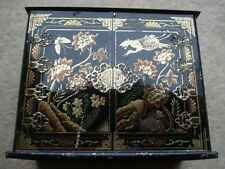 1924 W&R JACOB&CO LTD BISCUIT&CAKE MANUFACTURERS ORIENTAL PATTERN CABINET