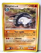 A40 Carte Pokémon Donphan 100pv 48/132 Merveille Secrète