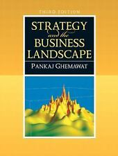 Strategy and the Business Landscape (3rd Edition) by Ghemawat, Pankaj E.