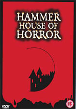 HAMMER HOUSE OF HORROR COMPLETE TV SERIES - DVD - REGION 2 UK
