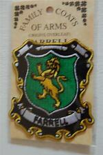 FARRELL Family PATCH Heraldic Coat of Arms - Crest - Embroidered - Badge