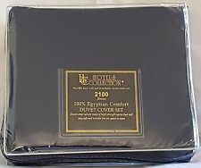 Egyptian Comfort Duvet Cover Set by HCS Hotels Collection 2100 Series -All Sizes