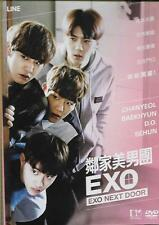 EXO Next Door DVD NEW Eng Sub D.O. Se Hun Park Chan Yeol Moon Ga Young R3
