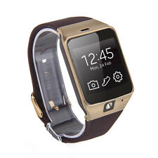 Mate de téléphone intelligent montre Bracelet GSM SIM Card pour Iphone Android