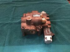 Bosch hydraulic valve 12V adjustable 0 521 220 012