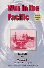 WAR IN THE PACIFIC - JEROME HAGEN, USMC -SIGNED