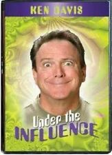 Ken Davis Live! Under the Influence, New DVD - Christian Comic FREE SHIPPING