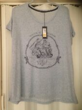 New Marks & Spencer Fleck T Shirt Top  Size 24 bnwt