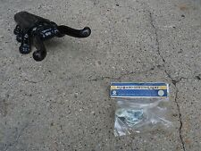 VINTAGE NOS SHIMANO CABLE GUIDE & CLAMP PART NUMBER 44-065 NICE