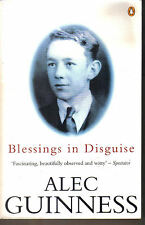 ALEC GUINNESS - Blessings In Disguise P/B Autobiography