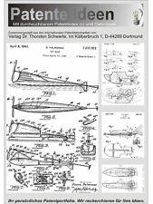 Schiffsmodellbau mit Schwerpunkt Motorboot 50 Patente