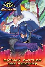 Batman Unlimited: Batman Battles the Penguin (2016, Paperback)
