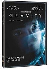 Gravity DVD (Digital UV Code needs to redeem by 2/25/16)