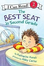 Acc, The Best Seat in Second Grade (I Can Read Book 2), Kenah, Katharine, , Book