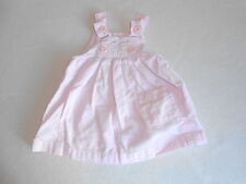 Baby Girls Clothes Newborn - Pretty Next  Pink  Cord Dress - We Combine Postage