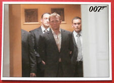 JAMES BOND - Quantum of Solace - Card #065 - M Suspends Bond From Duty