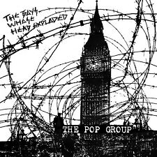 THE POP GROUP - THE BOYS WHOSE HEAD EXPLODED (PICTURE DISC)  VINYL LP NEU