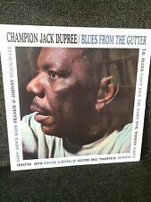 Champion Jack Dupree Blues From The Gutter LP Doxy Music DOY614 Sealed