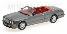 Minichamps 1996 BENTLEY CONTINENTAL AZURE Dark Grey LE of 999 1:18 New Item**