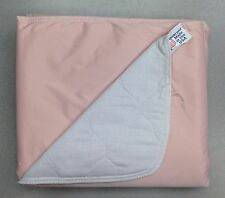 12-24x36 Washable Reusable Dog Training Puppy Pee Pads Piddle Potty PINK BACK