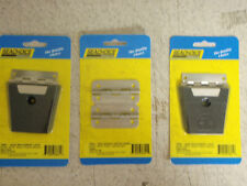 IGLOO COOLER STAINLESS HINGES AND LATCH 76891 X2 76881 X2 50QT TO 165QT COOLERS