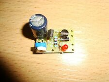 MINI CAR LED TIMER SWITCH 12V TIME RELAY 3 - 190s DELAY OFF POSITIVE ACTIVATING