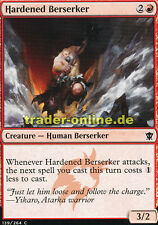 4x Hardened Berserker (Abgehärteter Berserker) Dragons of Tarkir Magic