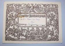 Ancien télégramme allemand riche telegraph LX 1 Arnold 1930! (d)