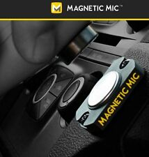 MAGNETIC MIC Single Unit Kit - Mobile Mic Holder Motorola Kenwood Icom Harris