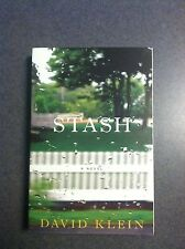 1st Edition Stash by David Klein 2010 Paperback Like New