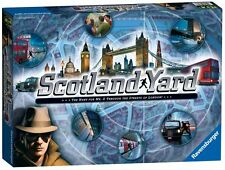 Ravensburger Scotland Yard Game Man Hunt Crime Detective Family Fun Board  Game